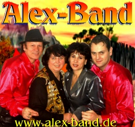 Alex-Band retro